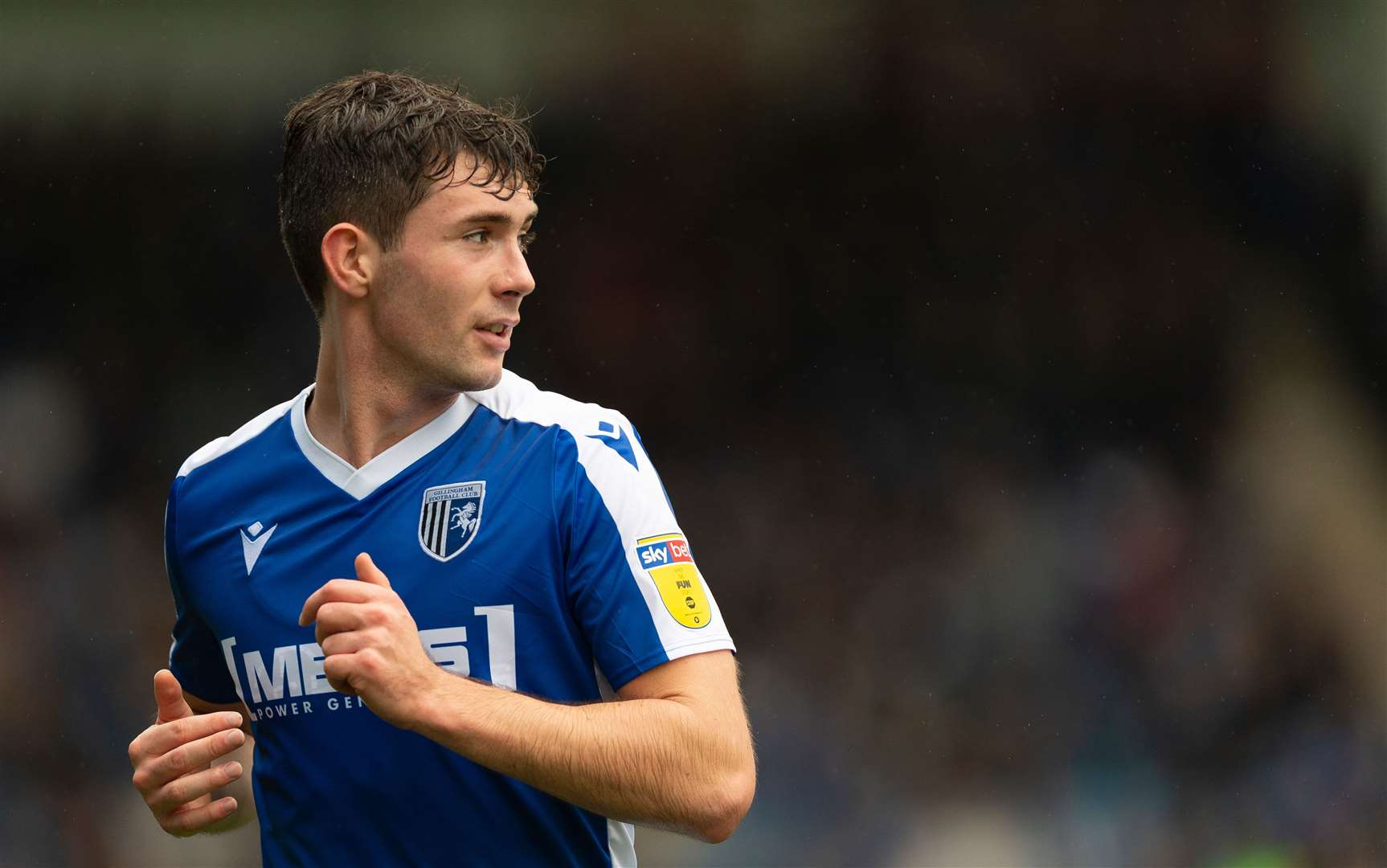 Republic of Ireland under-21 player Tom O'Connor is expected to be available this weekend for Gillingham
