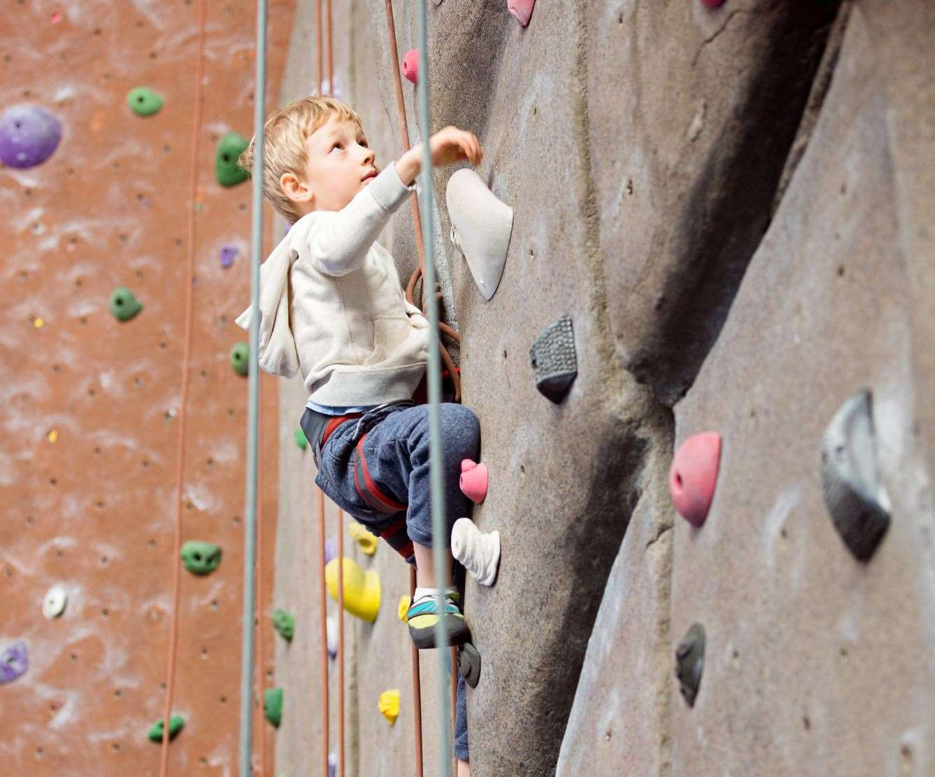 Get climbing at the new Climbing Experience in Maidstone
