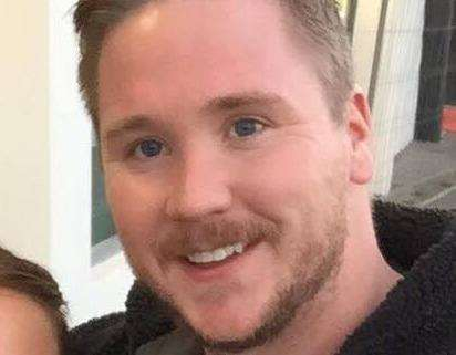 "Luke Griffin, 33, was killed in an ""unprovoked, criminal attack"" on a G4S compound in Kabul, Afghanistan on Wednesday. (5722629)"