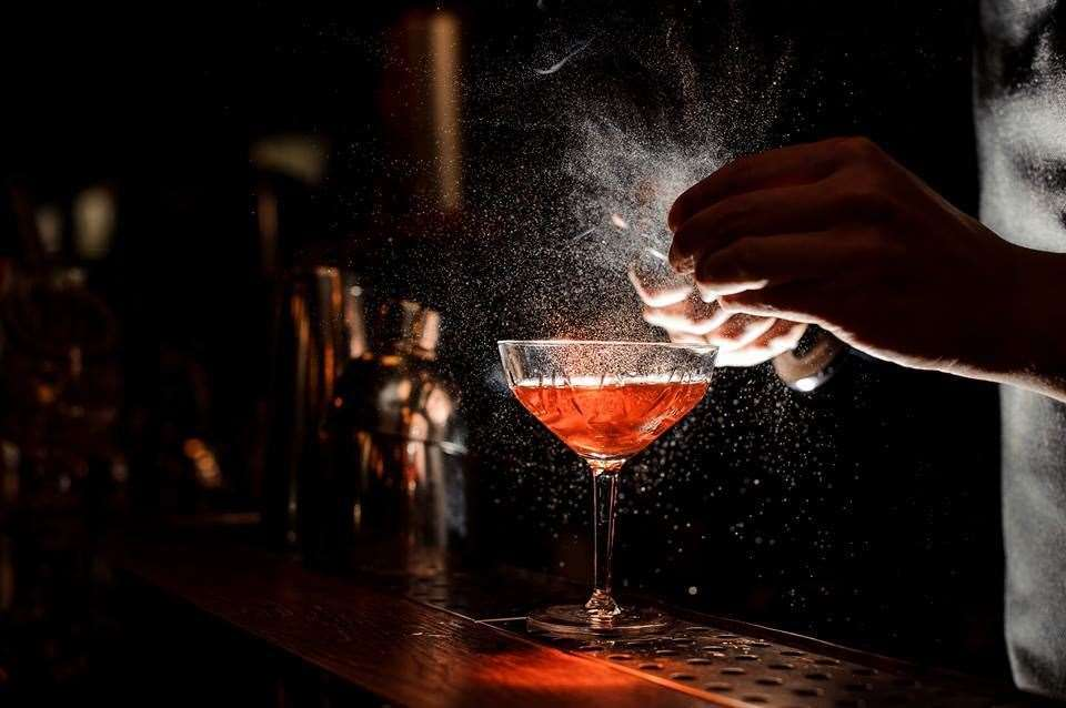 Banks in Maidstone is hosting a couple's cocktail-making evening