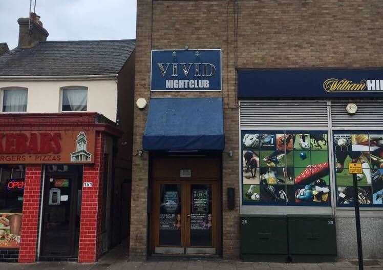 Vivid nightclub in Herne Bay (21495013)