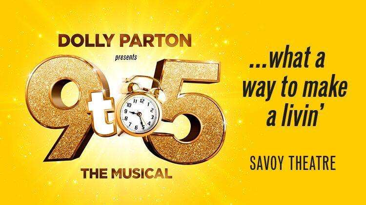 9 to 5 The Musical is clocking in to the West End - with a strictly limited West End season at the Savoy Theatre