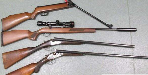 Kent Police want people to hand in their unwanted or illegal guns. Picture: Kent Police