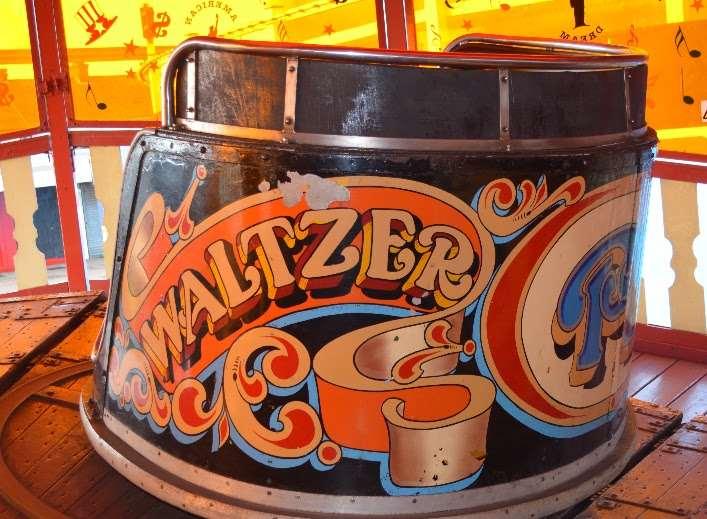 The Waltzer arrives at Dreamland in time for The Frosted Fairground