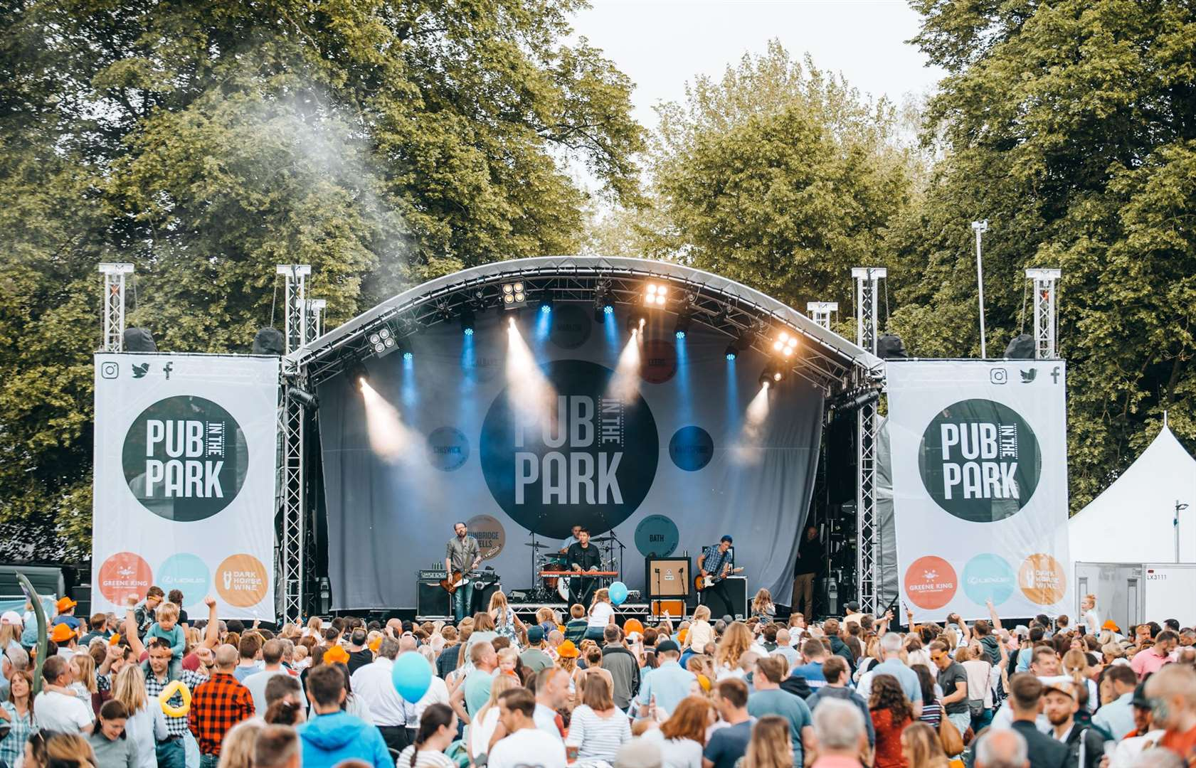 Pub in the Park will be in Tunbridge Wells Picture: Will Bailey
