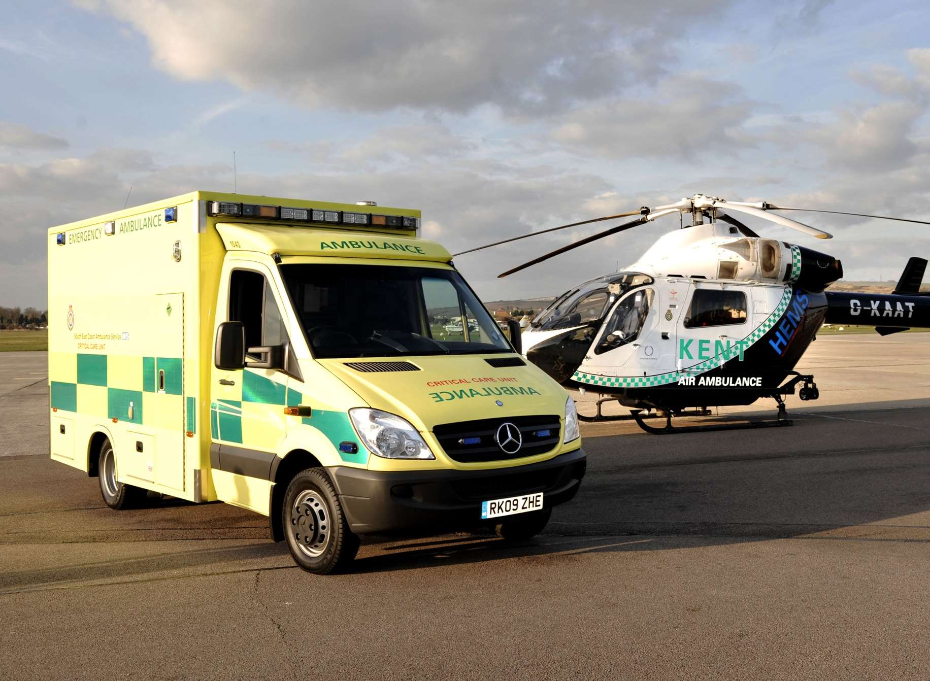 The delay has been criticised. Stock image: SECAmb.