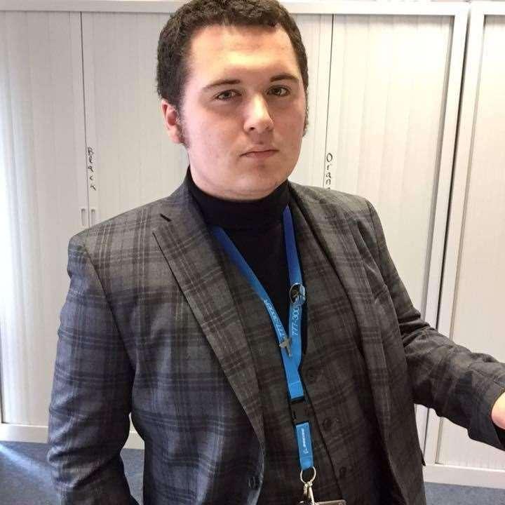 Nicholas Hair runs the Bexleyheath and Lewisham Community rail partnership