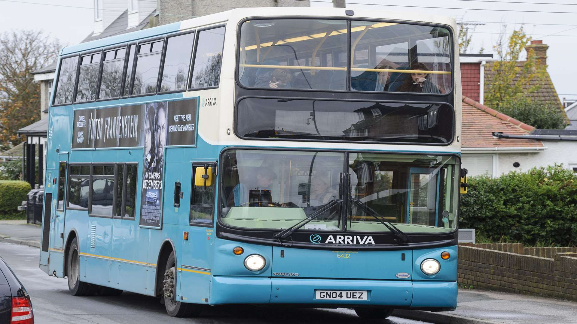 Some rural bus routes could be affected by cuts. Stock image