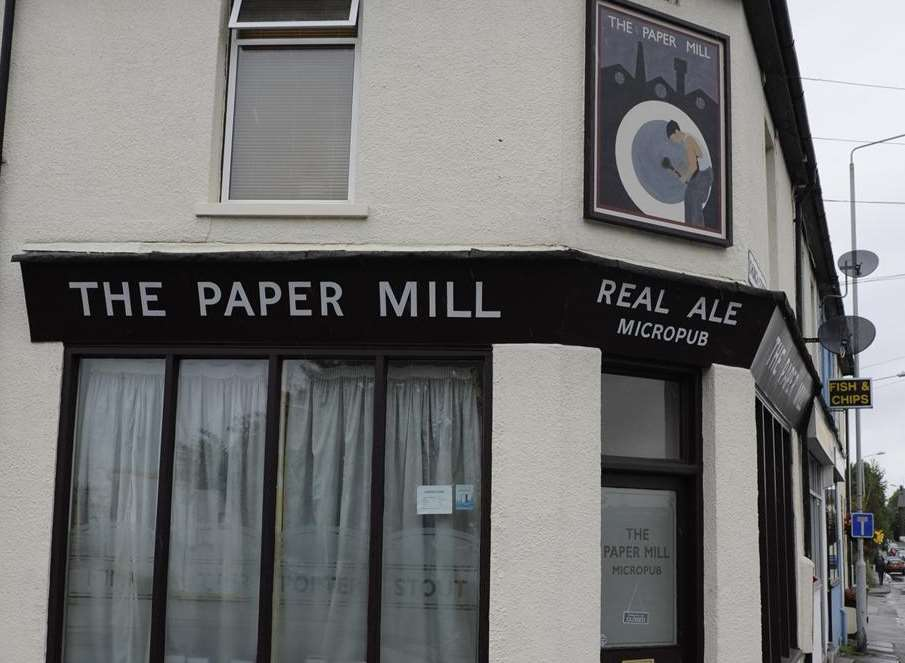 The Paper Mill, Charlotte Street, Sittingbourne