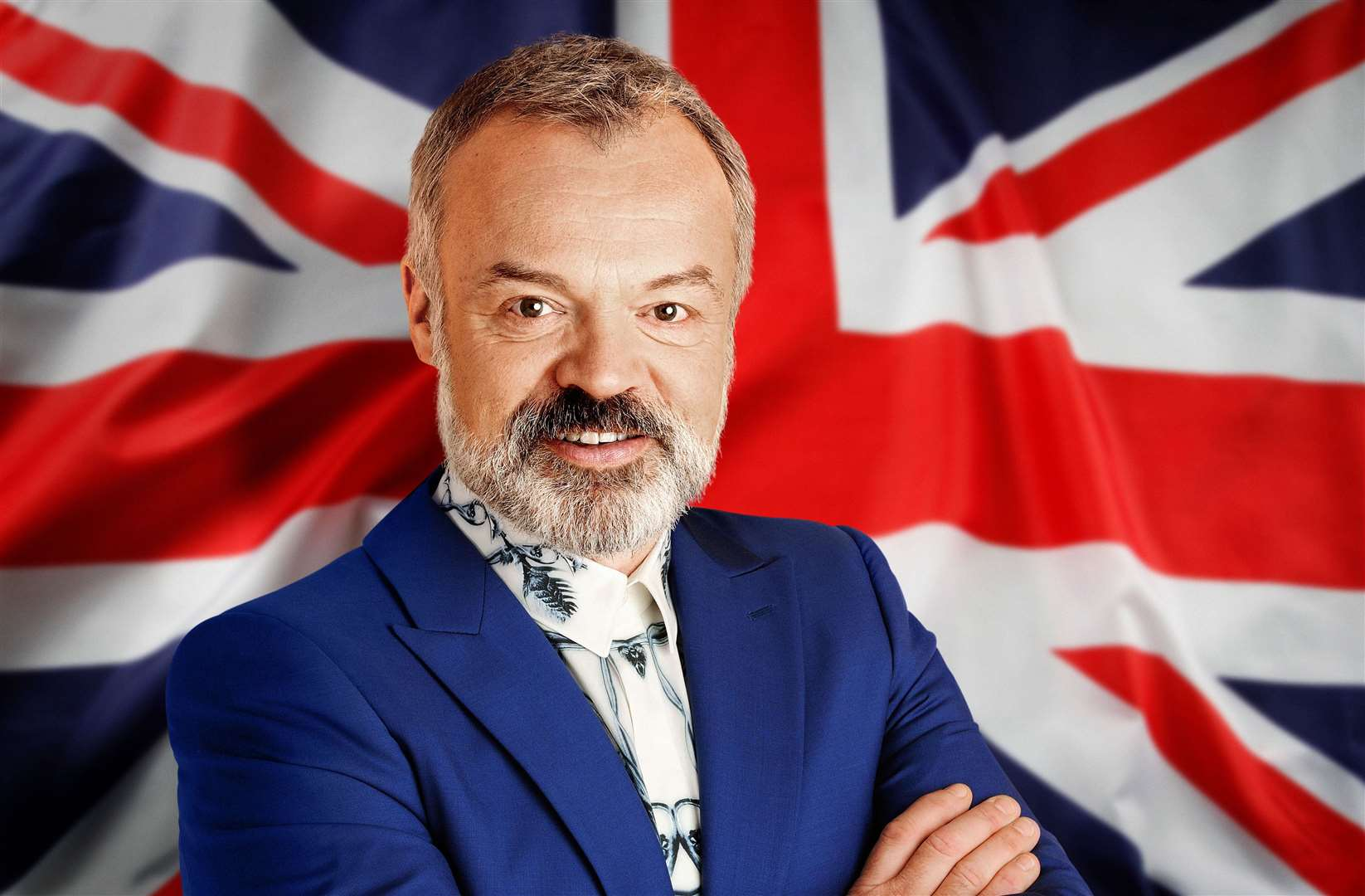 Graham Norton commentator of the Eurovision Song ContestPicture: So TV - Photographer: Christopher Baines