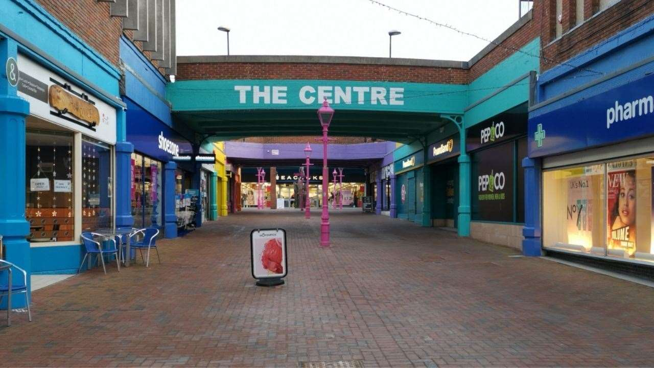 Business owners in The Centre say they are being targeted by the council