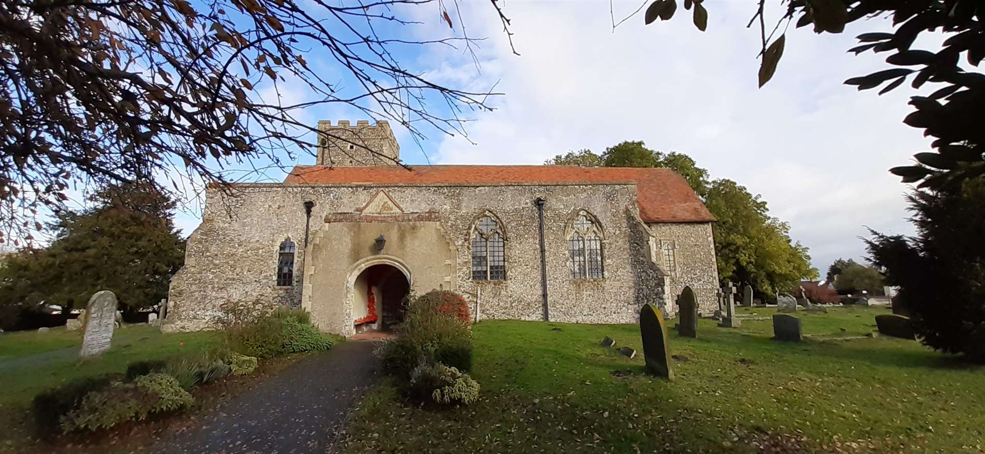 All Saints' Church in Graveney may have to close its doors for good within the next two years