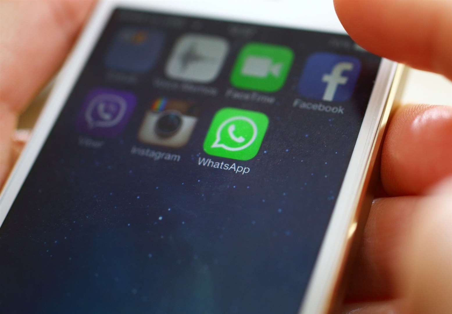 KentOnline readers can stay up to date with Kent news on WhatsApp