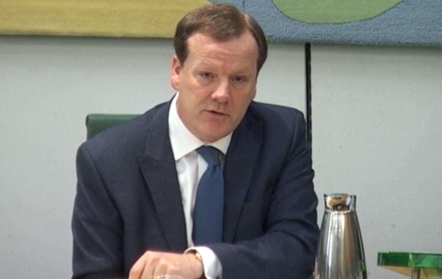 The Dover MP raises the case of constituent Pauline Creasey in Parliament. Picture: The Office of Charlie Elphicke MP