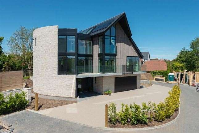 Four-bed detached house in Island Wall, Whitstable. Picture: Zoopla / Christopher Hodgson