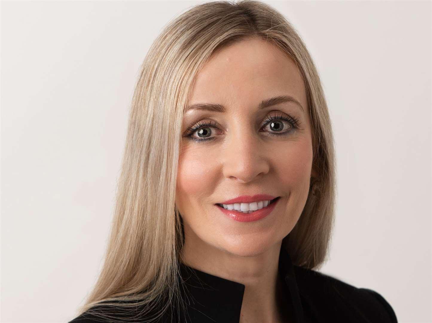 Rebecca Kemp est une hypnothérapeute de Sittingbourne