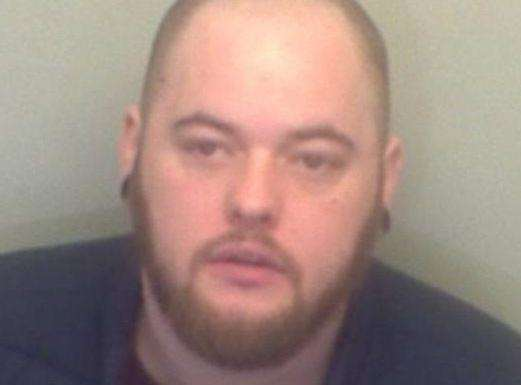 Benjamin Friar has been jailed for two-and-a-half years. Picture: Kent Police