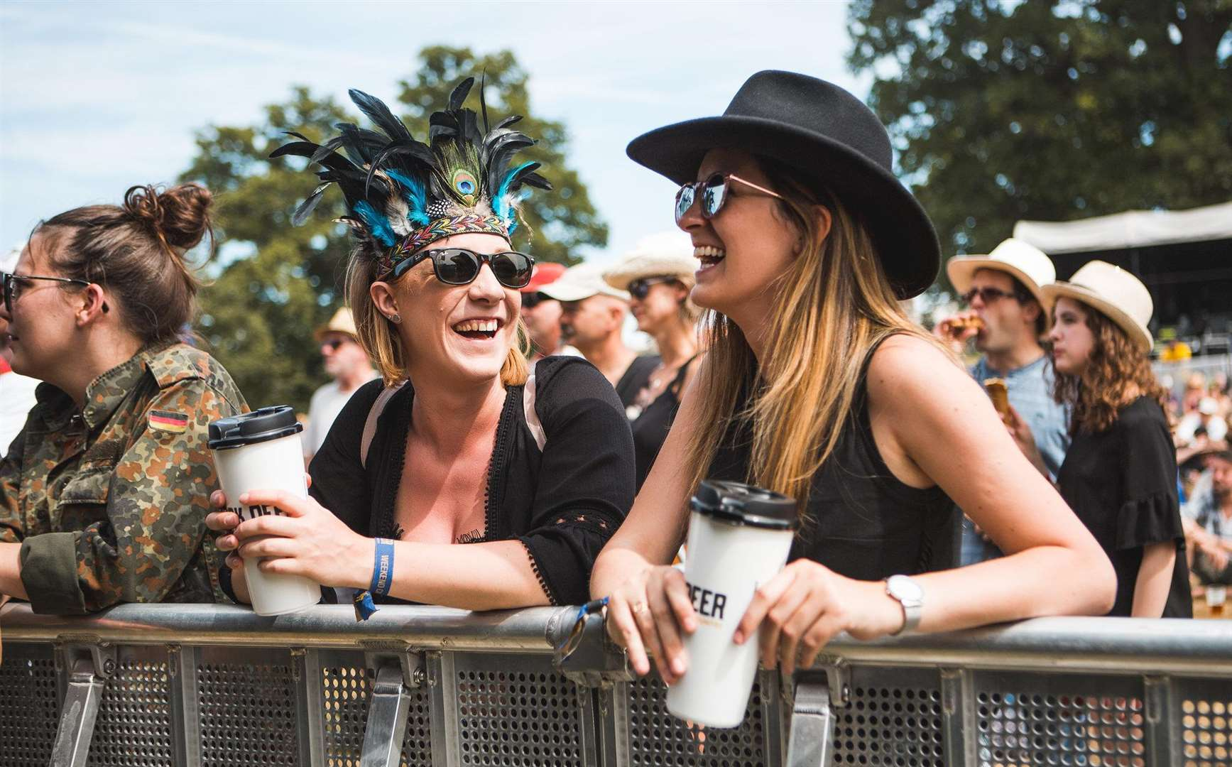 Black Deer Festival will return for 2019 Picture: Louise Roberts