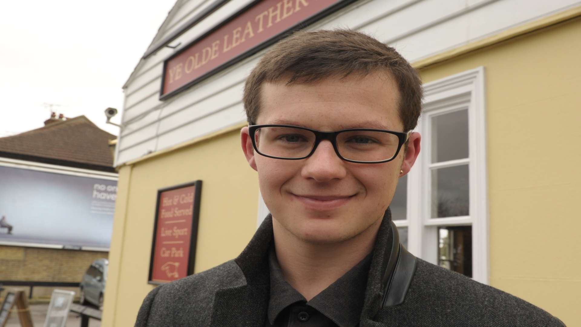 EastEnders actor Harry Reid