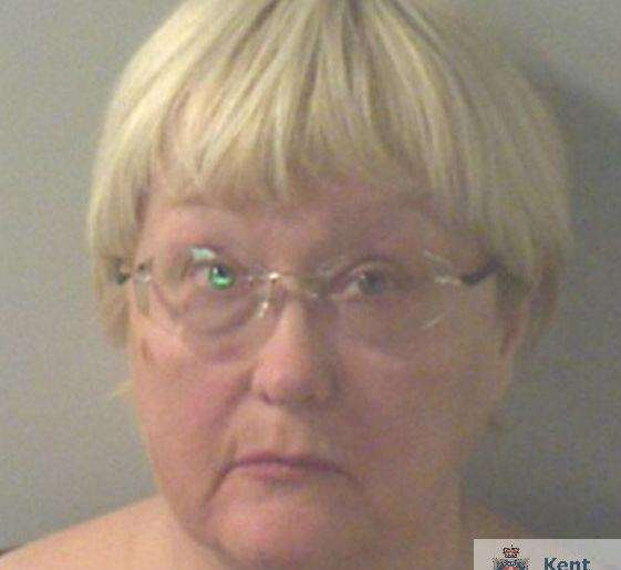 Anna Bavenhielm, 61, is wanted in connection with a theft from a vulnerable person