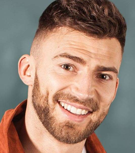 Jake Quickenden stars in Hair the Musical