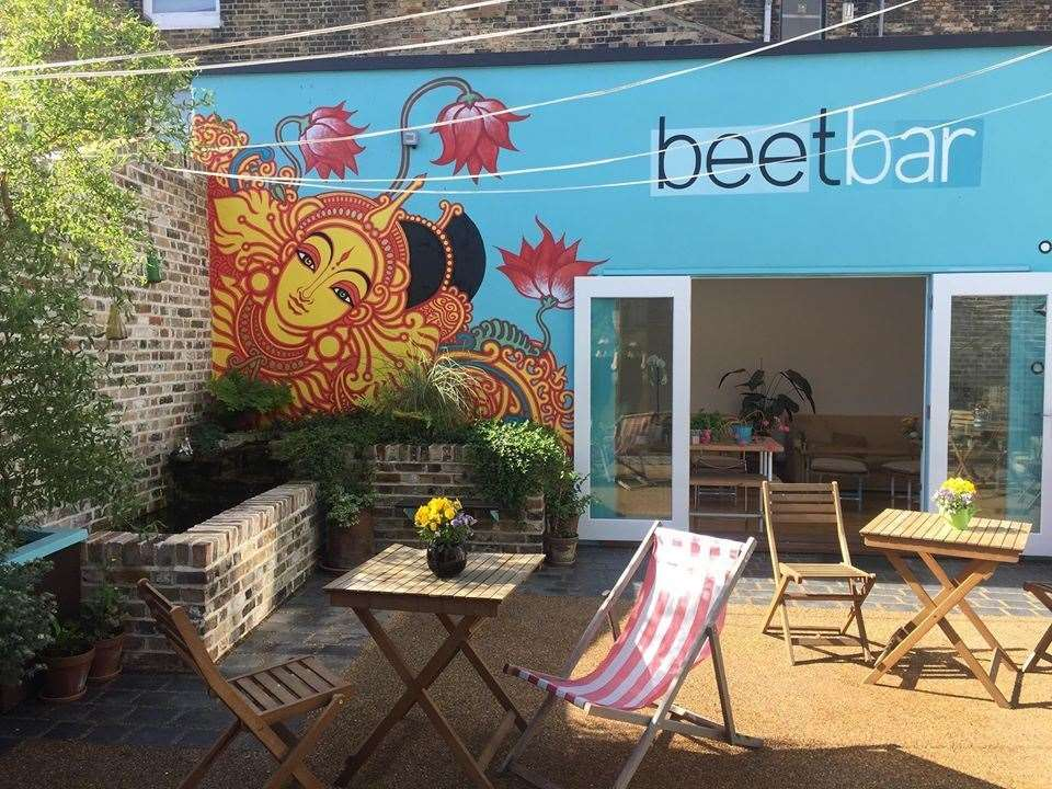 The owner of Beet Bar in Margate is behind the plans. Picture: Facebook/Beet Bar