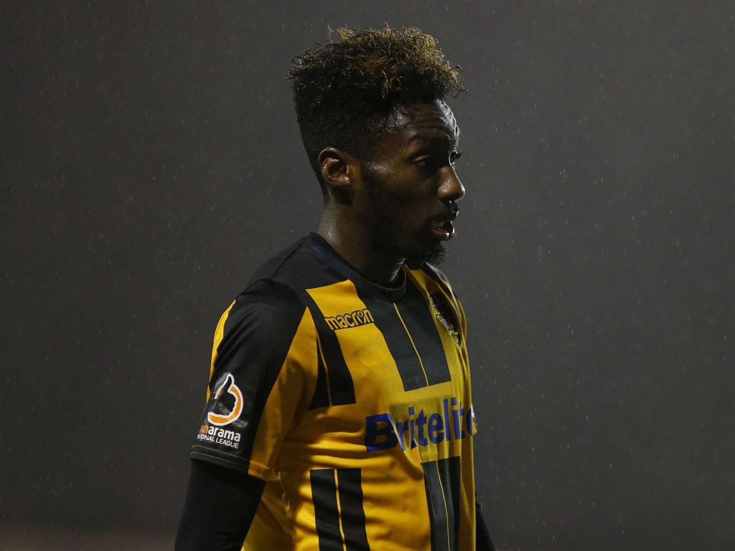 Blair Turgott has a big decision to make on his future Picture: Andy Jones