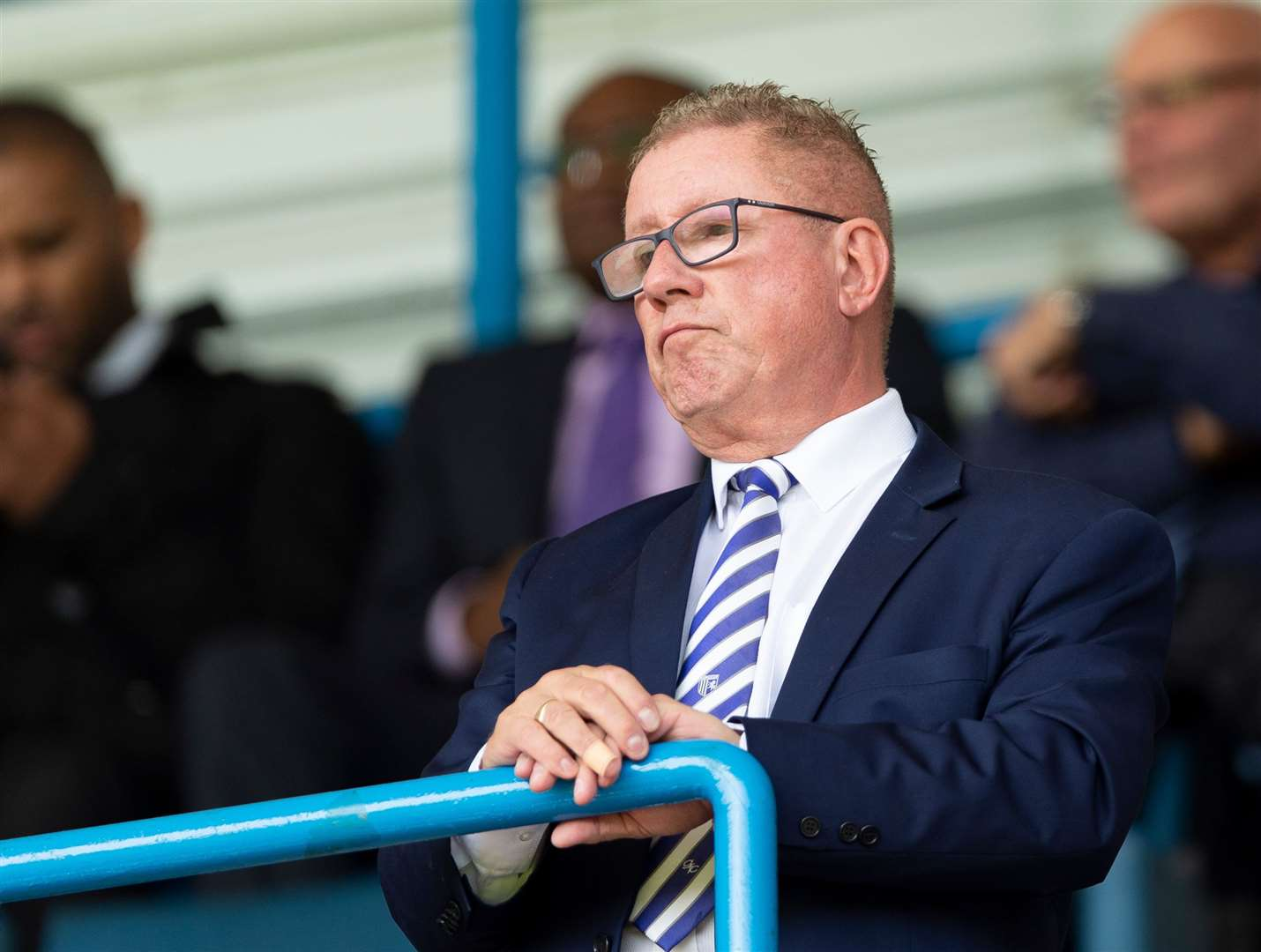 Gillingham chairman Paul Scally believes Premier League clubs could help struggling teams in the EFL