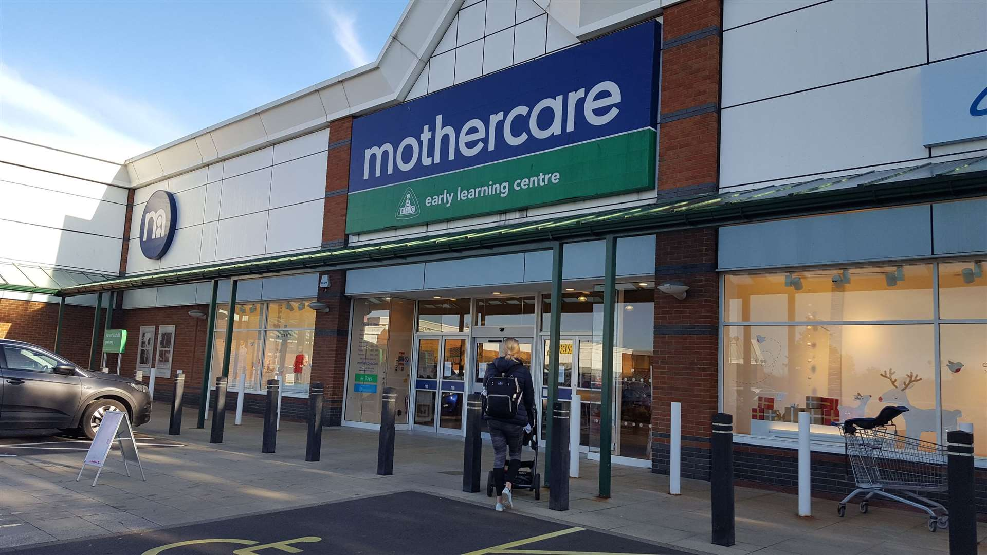 Three Kent stores are currently facing closure