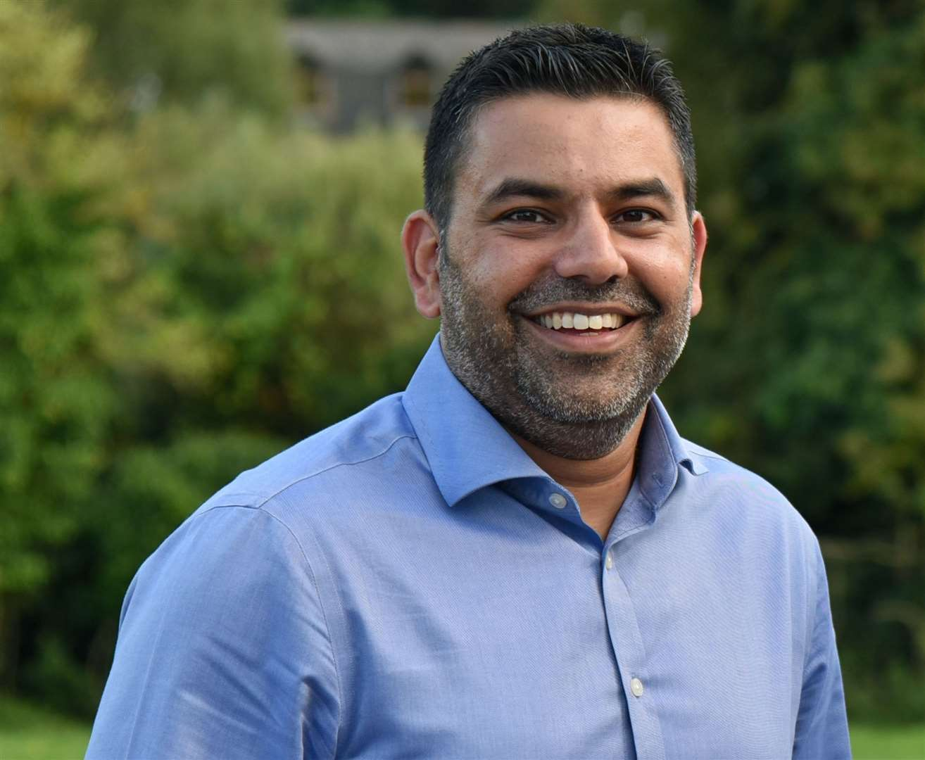 Satvinder Shoker has been running Kings Hill Opticians since 2005