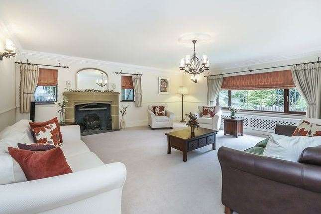 A look inside the Dartford property. Picture: Zoopla / Harpers and Co
