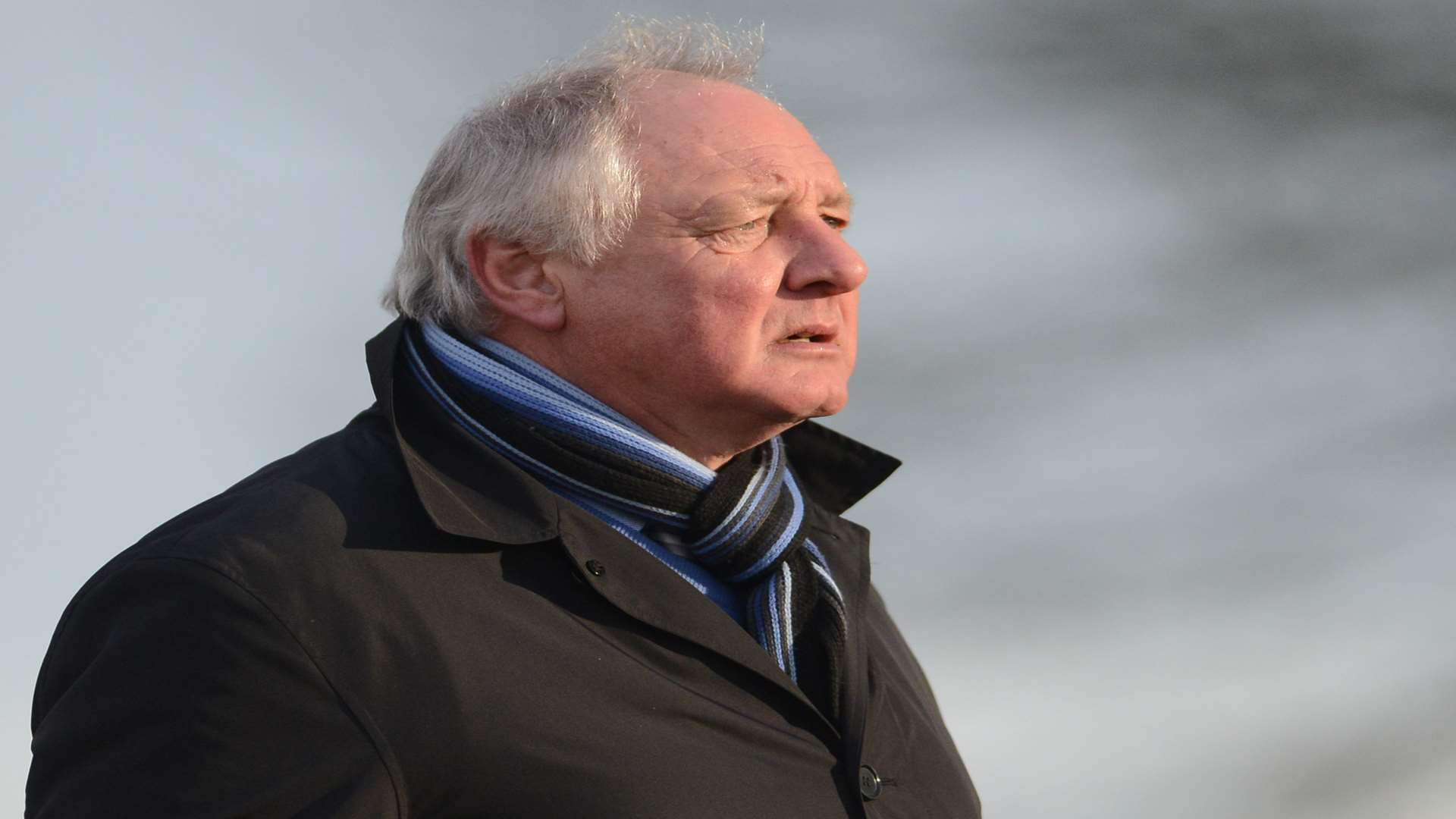 Neil Cugley Picture: Gary Browne