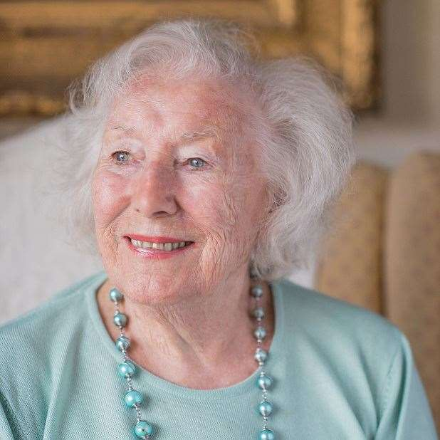 Dame Vera Lynn has died, aged 103 Picture: The Armed Forces charity