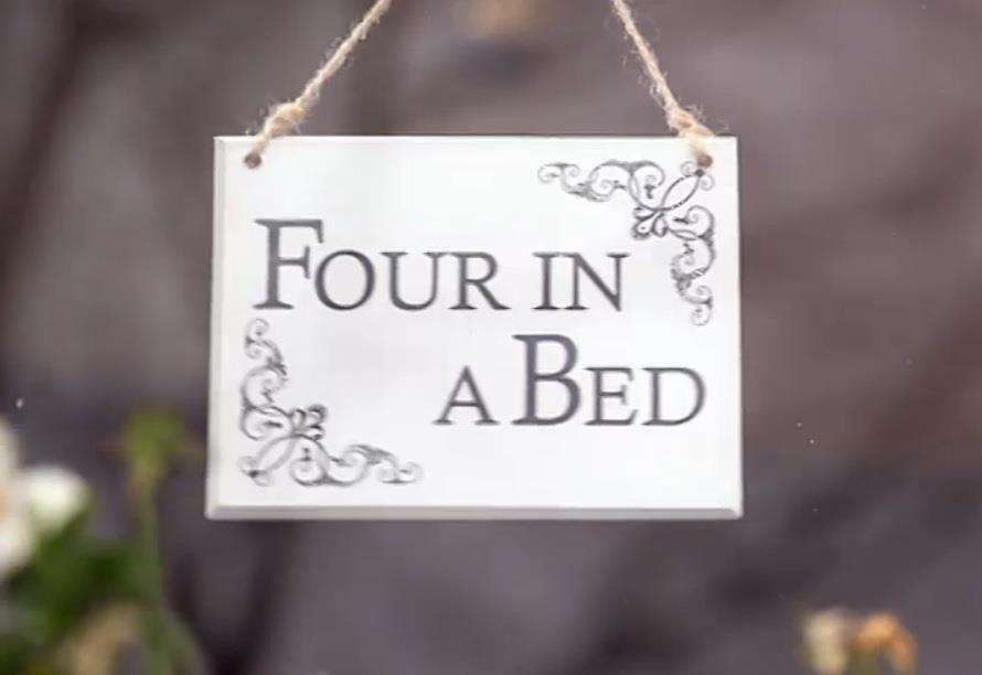 C4's Four In A Bed TV show