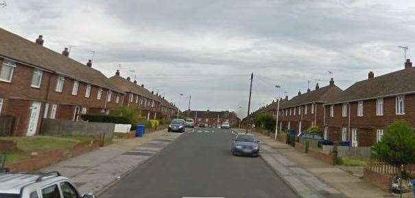 Ellis of Manor Road, Queenborough, has been jailed. Picture: Google Maps