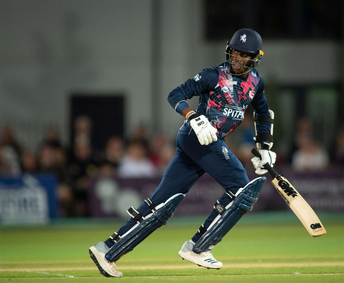Daniel Bell-Drummond. Picture: Ady Kerry