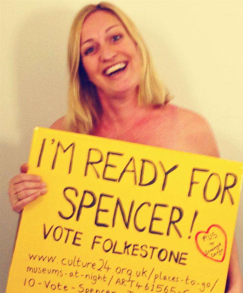 Kay McLoughlin set up the 'Ready for Spencer' social media campaign