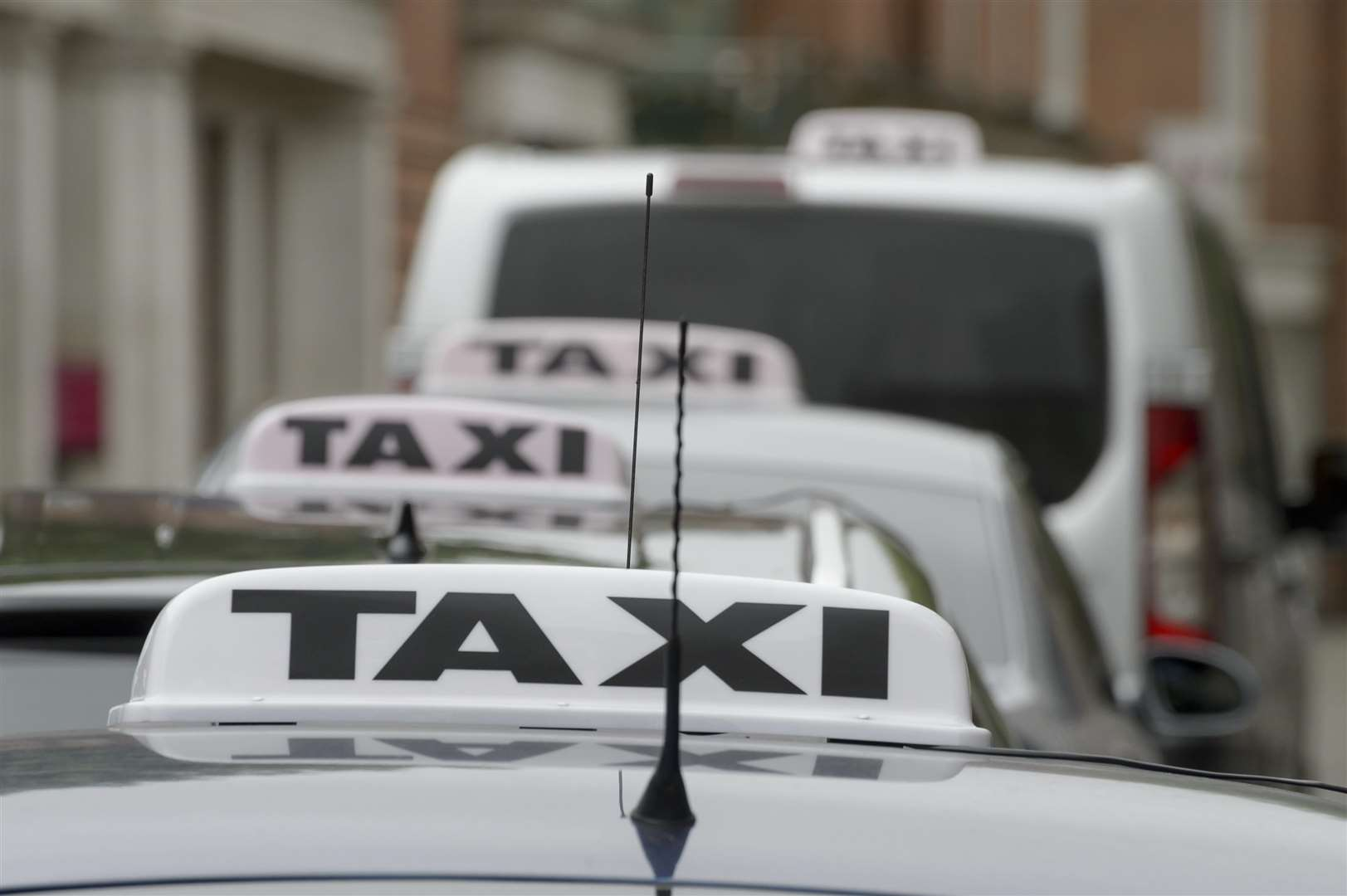 £22.7m out of its total £24.9m on private hire vehicles