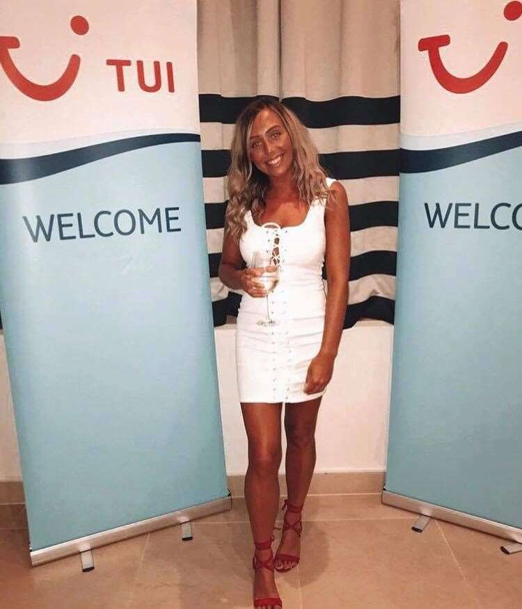 Hayley Bray had been in Ibiza since April 2019 working at a nursery for travel company TUI