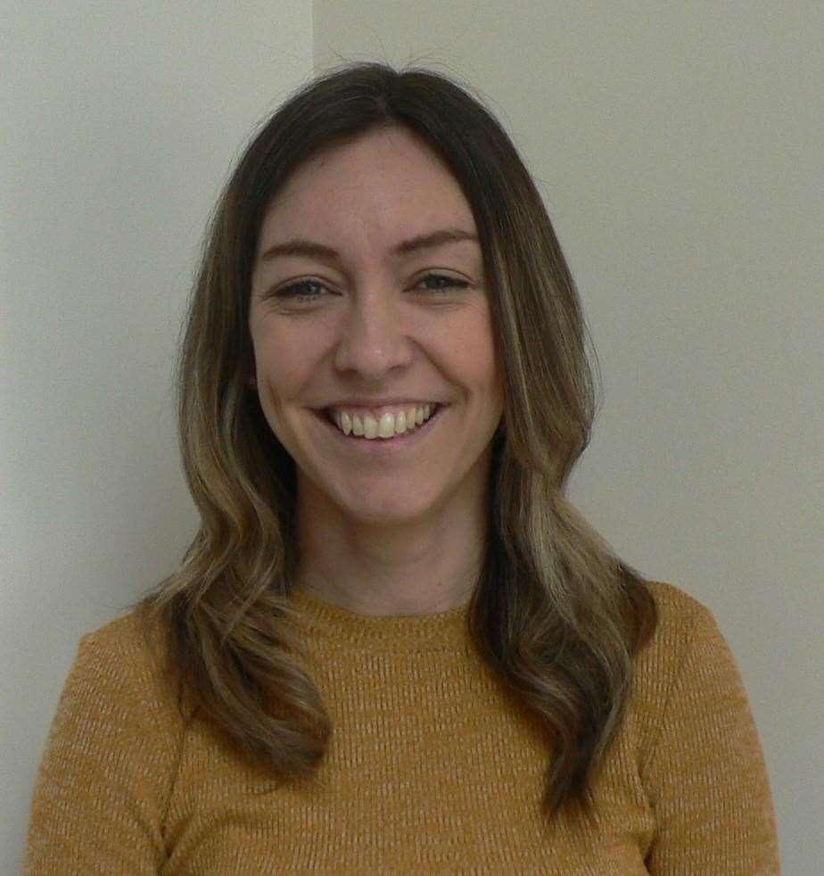 Primary SEN specialist, Karen Gillard from Gravesend