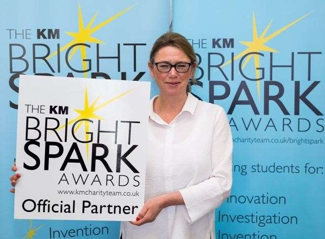 Discovery Park's Kimberley Anderson said the Bright Spark judges were looking forward to seeing what 'the next generation' are doing