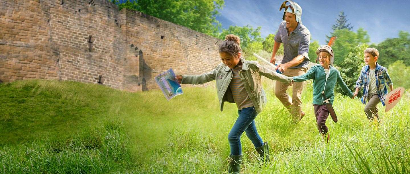 There's a new summer quest at Dover Castle Picture: English Heritage