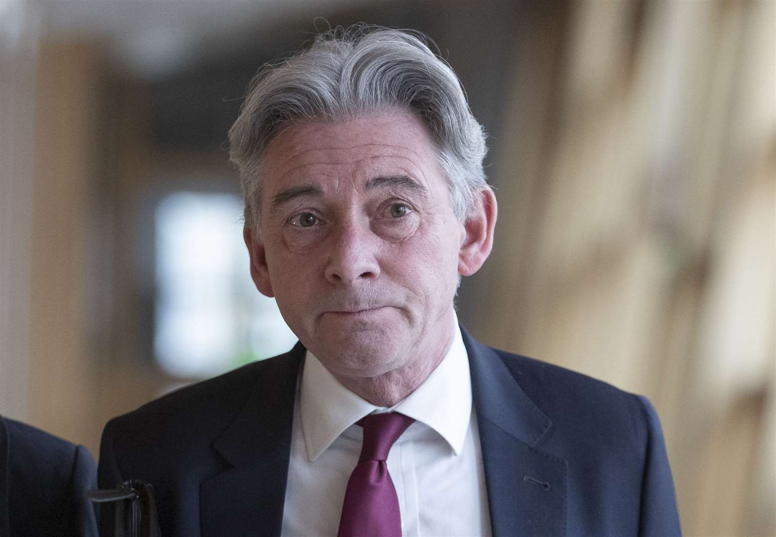 Labour leader Richard Leonard said his party will select a candidate 'within weeks' (Jane Barlow/PA)