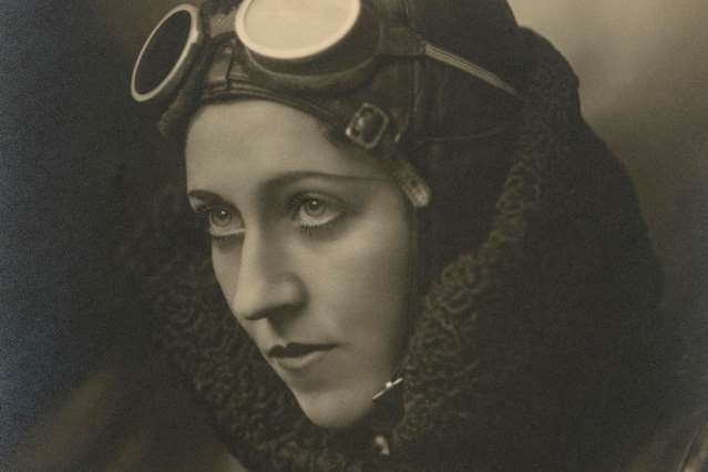 Amy Johnson crashed off the coast of Herne Bay in 1941