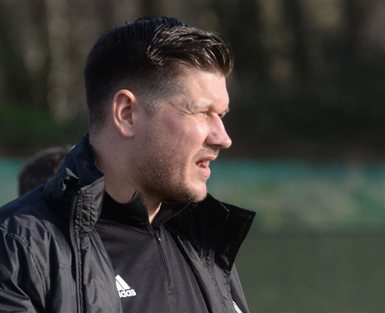 Hythe Town manager Sam Denly Picture: Chris Davey