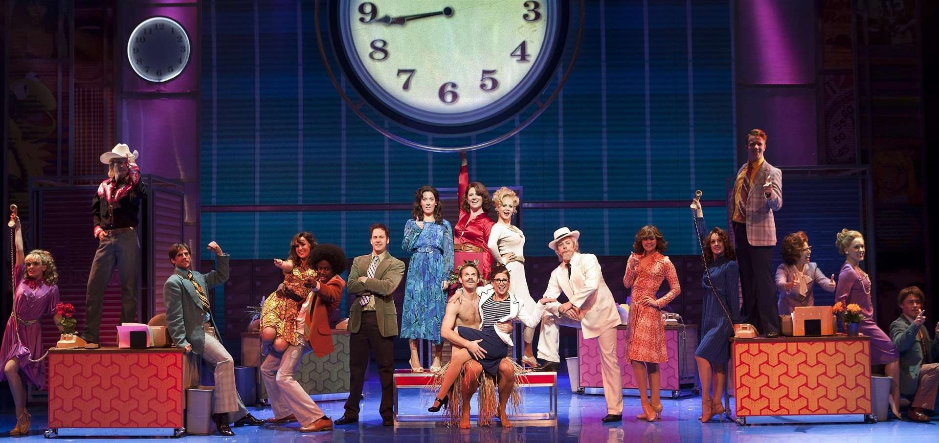 9 to 5 The Musical had made an appearance in the past at the Marlowe Theatre in Canterbury. Those who missed out can head to the West End as of January 28 next year to catch the famous show!