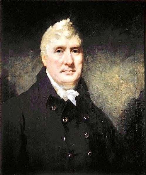 Sir John Rennie (Senior) who designed Sheerness Dockyard