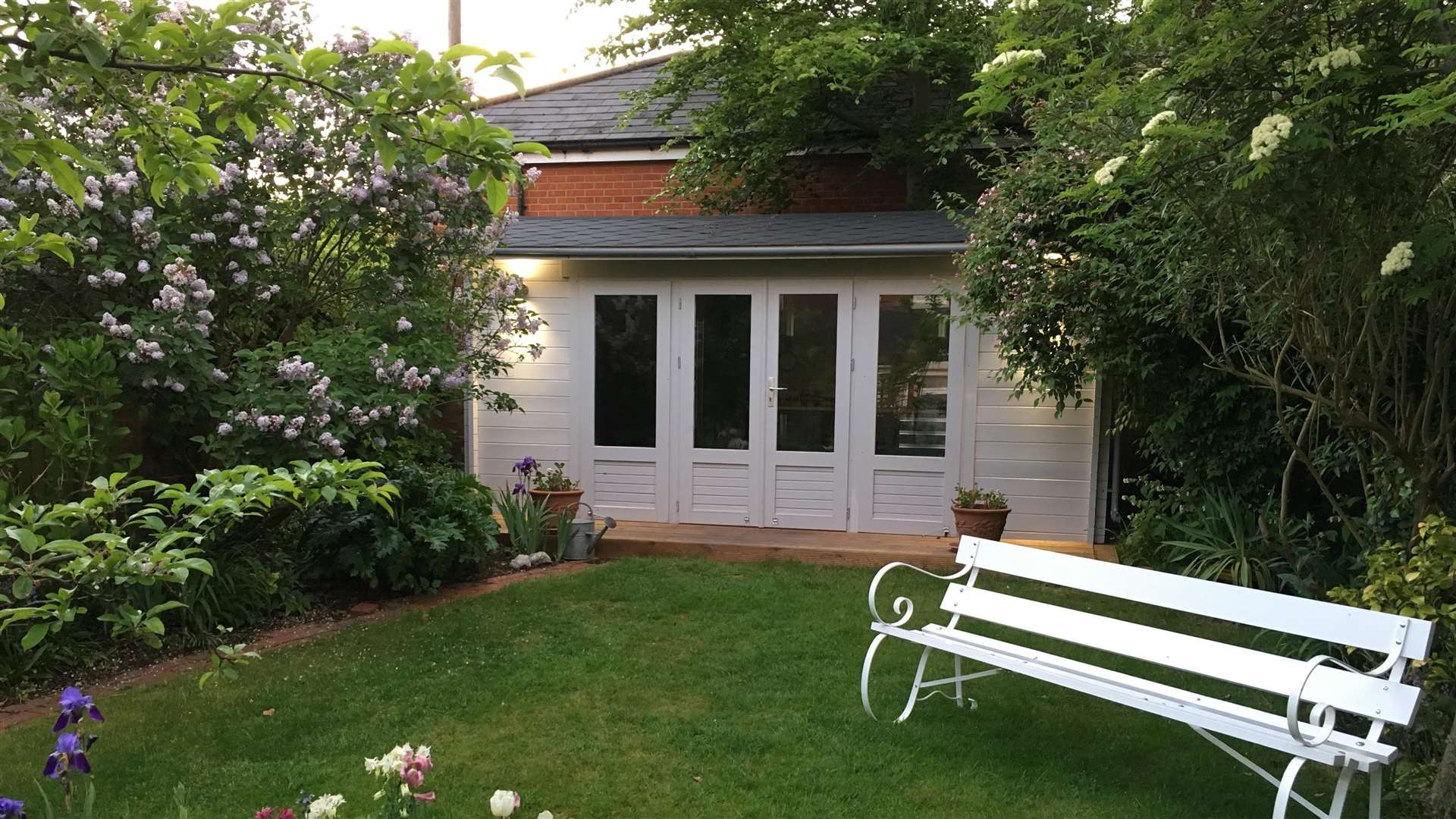 Garden buildings have surged in popularity in the last few years.