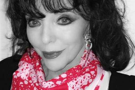 Joan Collins joins in the campaign