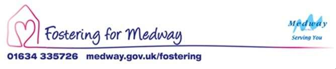 If you have the motivation, time and a willingness to learn, Medway Council would love to have you as part of their team.